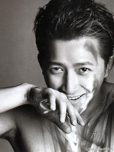 Men's Health 2013 – Hangeng