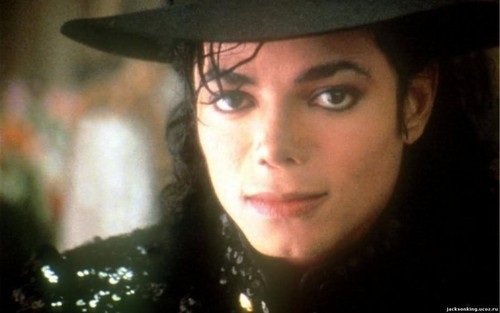 Michael Jackson wallpaper possibly with a fedora titled Michael<3
