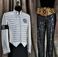 Michael's Custom-made Wardrobe - michael-jackson photo