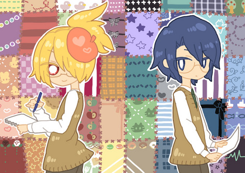Moe and Haru