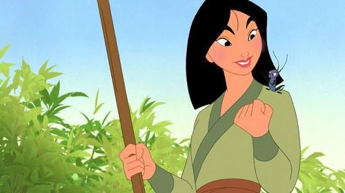 Mulan's NO.10 look (NEUTRAL EDITION)