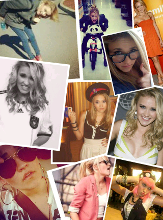 My Emily collage
