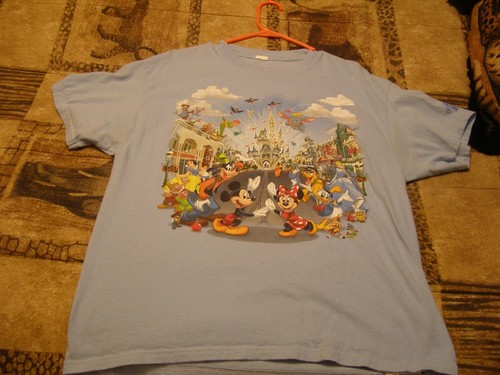 My Magic Kingdom overhemd, shirt from 2010