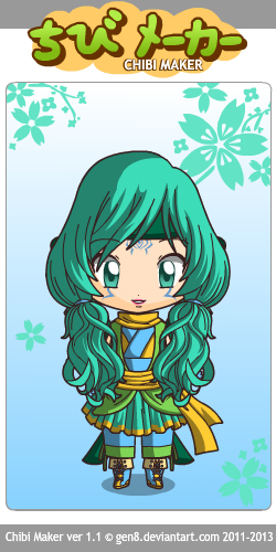 My Own Chibi: Yukira Satsuke
