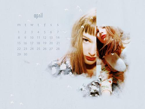 NP.COM Calendar > April