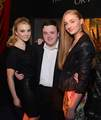 NYC Exhibition - Sophie Turner,John Bradley , Natalie Dormer - game-of-thrones photo