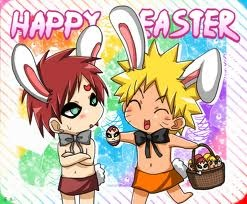 Naruto: Happy Easter!