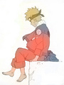 Naruto Uzumaki - anime fan art