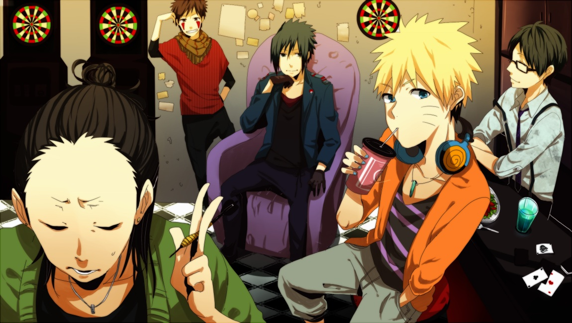 anime naruto shippuuden heroes - photo #27