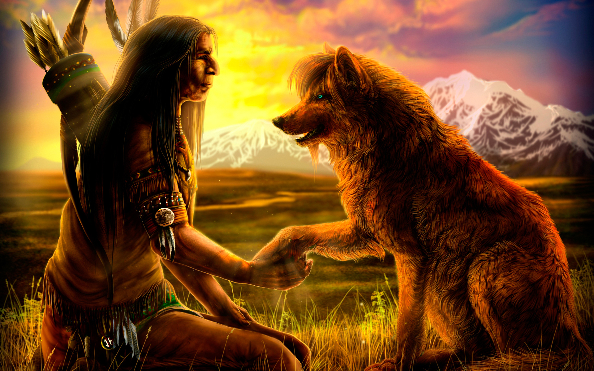 Indians images Native American HD wallpaper and background photos ...