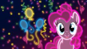Neon Pinkie