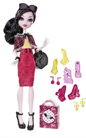 New dolls - credit - monster-high Photo