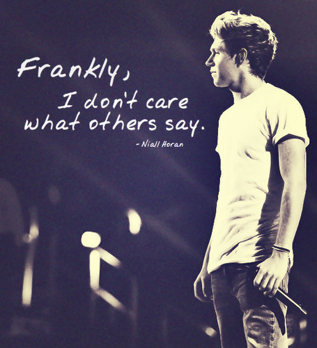 Niall Quotes♥