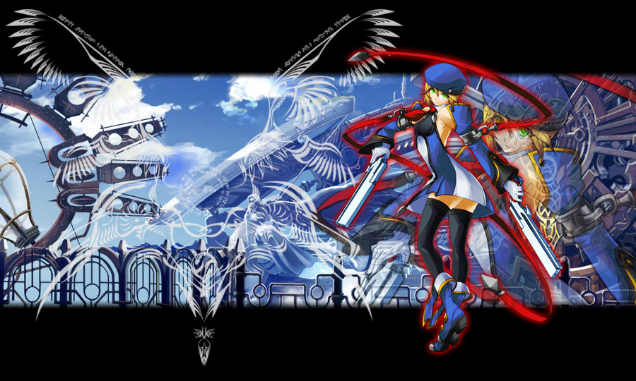 Blazblue Images Noel HD Wallpaper And Background Photos