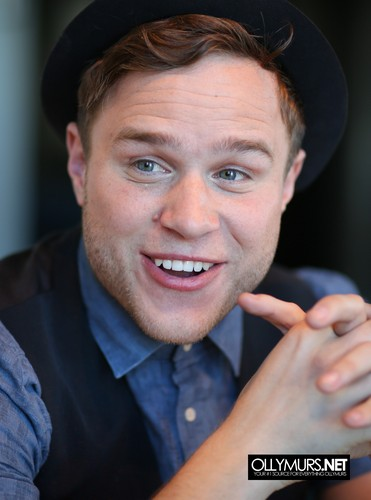 Olly Murs wallpaper possibly containing a portrait entitled Olly :D