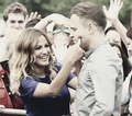 Olly and Caroline - olly-murs photo