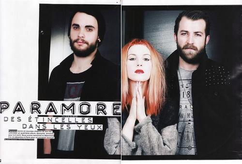 Paramore - My Rock Magazine (February 2013)