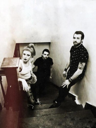 paramore on Alternative Press magazine