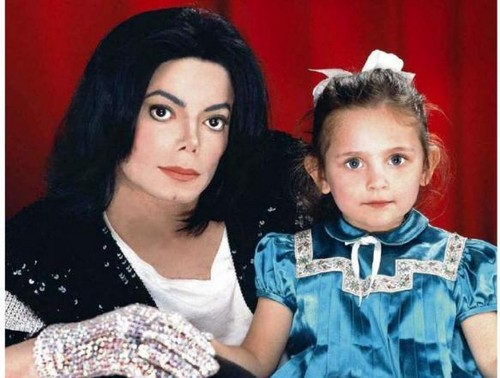 Paris And Her Father, Michael Jackson
