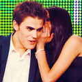 Paul &amp; Nina - stefan-and-elena fan art