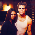 Paul & Nina - stefan-and-elena fan art