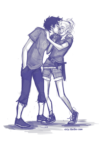 Percabeth Rules