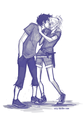 Percabeth Rules - the-heroes-of-olympus fan art