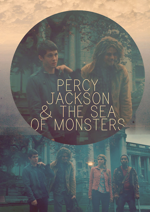 Percy jackson and the olympians percy jackson sea of monsters