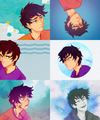 Percy Jackson - the-heroes-of-olympus fan art