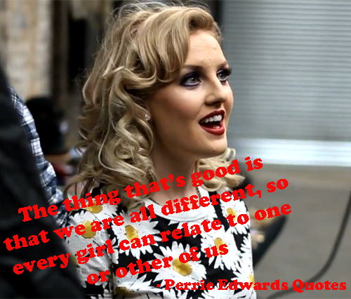 maliit na ihalo wolpeyper containing a portrait called Perrie Quotes♥