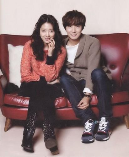 Pretty boy successivo door:Park shin hye & Yoon shi yoon