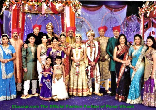 Актеры индийского сериала второй свадьбы