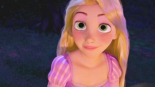 Rapunzel's NO.10 look (NEUTRAL EDITION)
