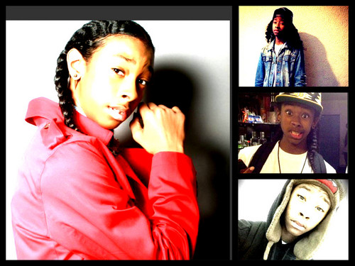 Ray Ray (Mindless Behavior) wallpaper probably containing a portrait titled Ray ray