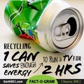 Recycling Fact ~
