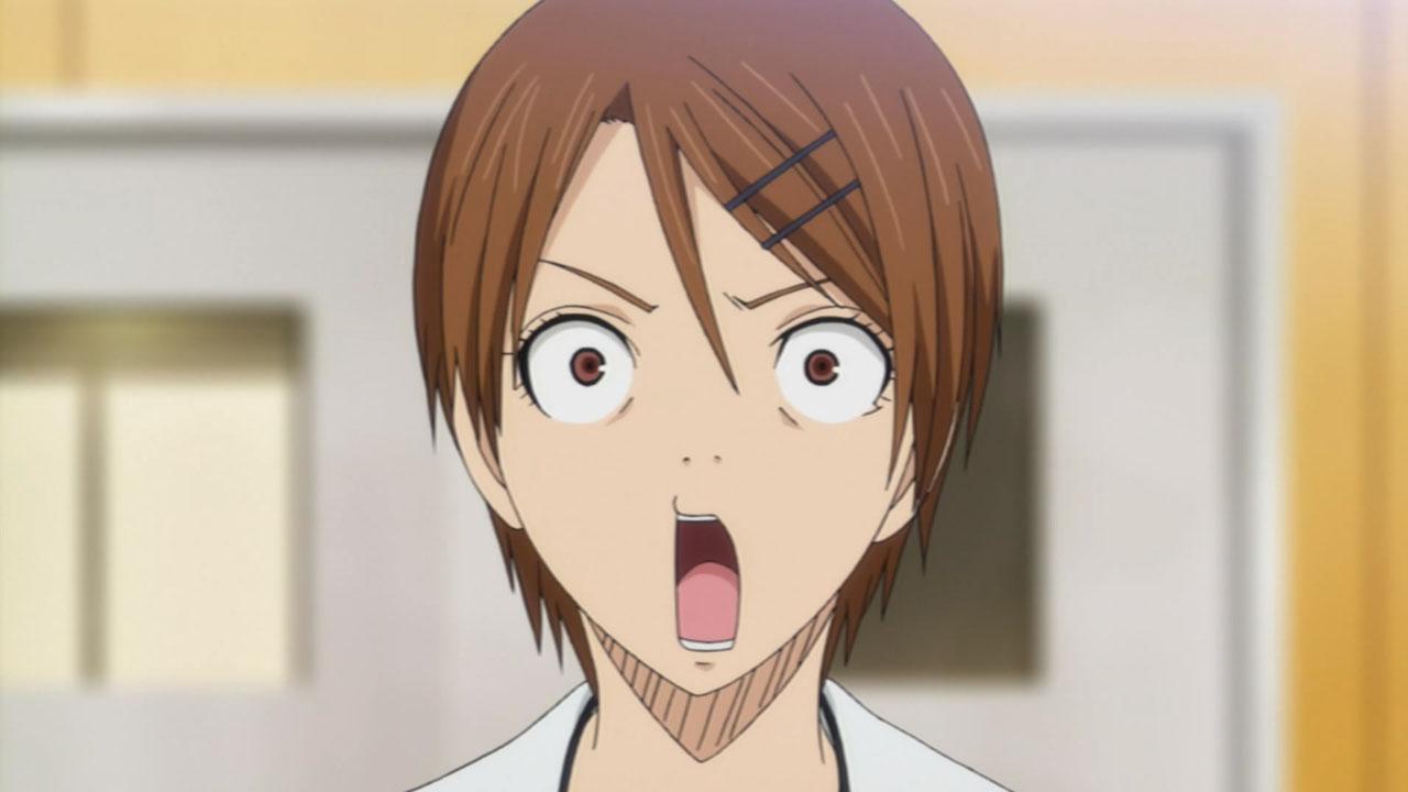Riko-chan>(˘⌣˘) - Kuroko no Basuke Wallpaper (34148115) - Fanpop