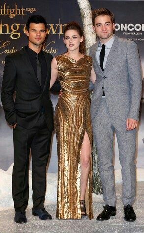 Robsten and Taylor Lautner