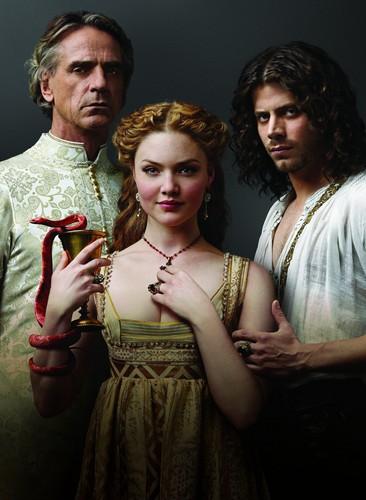 Rodrigo, Cesare & Lucrezia