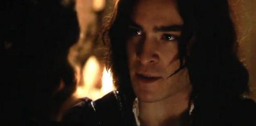 "SCREENCAP OF TRAILER ""ROMEO AND JULIET"""
