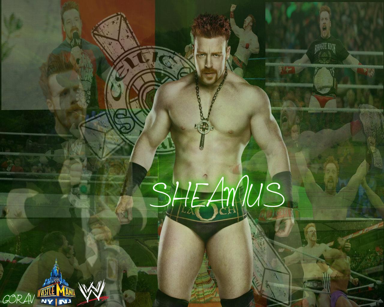 SHEAMUS Обои 2013