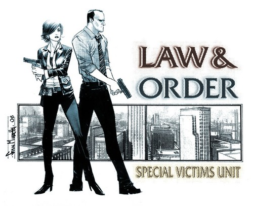 Law and Order SVU wallpaper probably containing a hip boot and long trousers called SVU