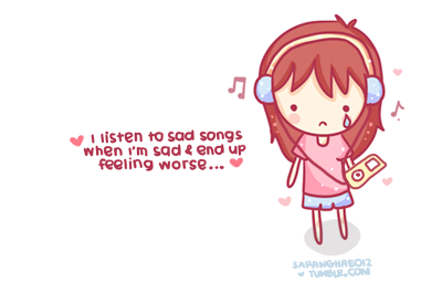 Sad Songs wallpaper entitled Sad song