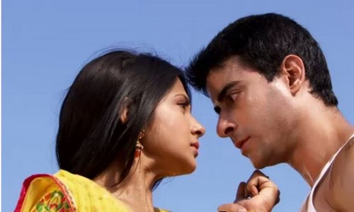 Saraswatichandra (TV series) پیپر وال containing a portrait entitled Saras and Kumud