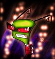 Scarlet - invader-zim fan art