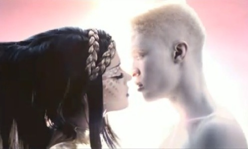 Shaun Ross images Shaun Ross in Katy Perry video ET feat ...