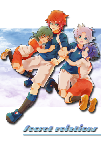 Shirou, Hiroto and their kids XD