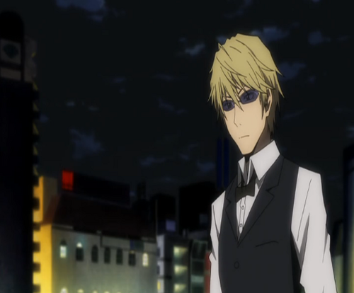 Heiwajima Shizuo wallpaper with a business suit, a suit, and a three piece suit entitled Shizuo H.