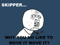 Skipper, why you no... - penguins-of-madagascar photo