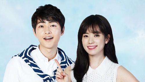 Song Joong Ki & Han Hyo Joo – Acuvue True Eye