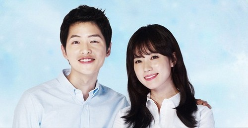 Song Joong Ki & Han Hyo Joo – Acuvue True Eye